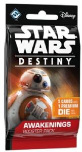 Star Wars Destiny : Awakenings Booster